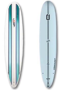 9ft to 9ft 6in  Surfboard Long