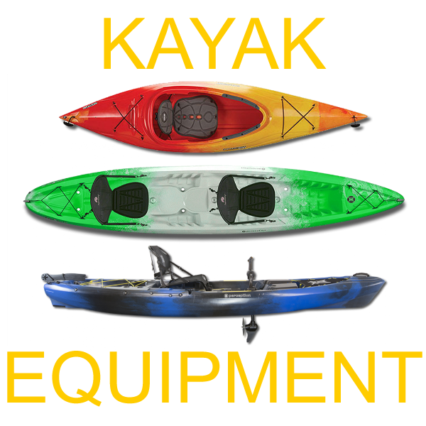 KAYAK EQUIPMENT RENTALS